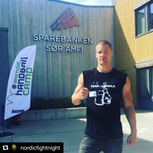 #Repost @nordicfightnight ・・・ Kai Robin @havnaa is set to headline his hometown arena in Arendal after the summer! Further details will be announced soon. 💥🥊🇳🇴