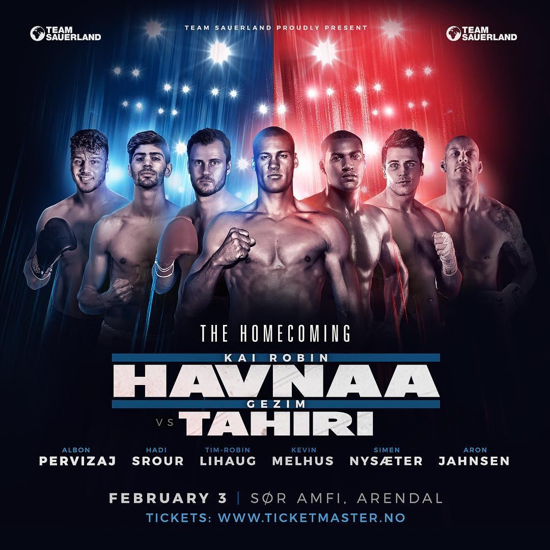 Vinn 2 ringside billetter👊💥 Følg denne siden og tagg en venn som du vil ta med på proffkamp i Arendal Lørdag 3. Februar.  Vinner trekkes om en uke👊👍
